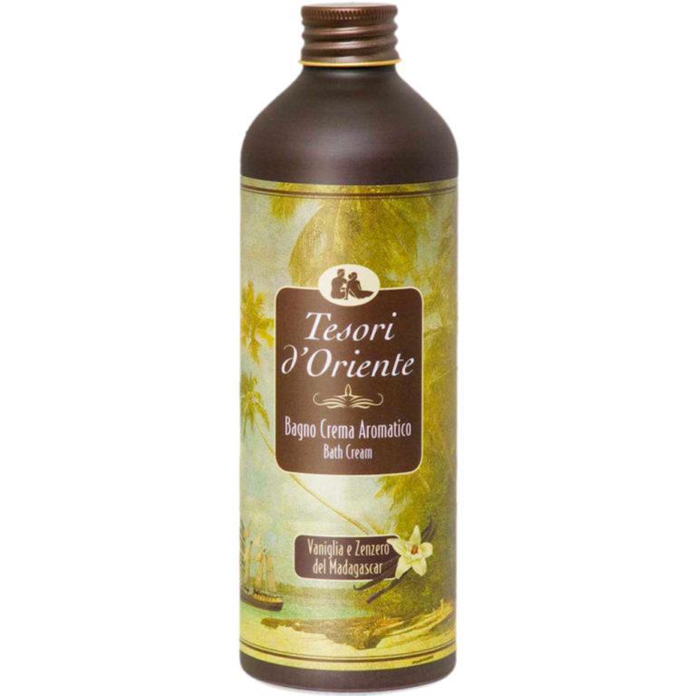 Tesori d´Oriente Крем-масло для ванны и душа ванилла 500 мл