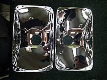 Ремонт Plastmassor вакуумная металлизация восстановление отражателей фар Dacia, фото 3