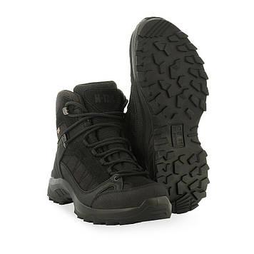 M-Tac черевики тактичні демісезонні чорні