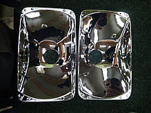 Ремонт Plastmassor вакуумная металлизация восстановление отражателей фар Mercedes-Benz, фото 3