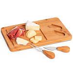 Доски и ножи для сыра