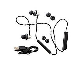 Бездротові навушники Moxom MOX 38 Silver-Black (2267)