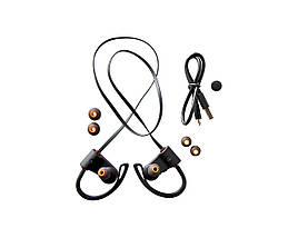 Бездротові навушники Moxom MOX 23 Black (2268)