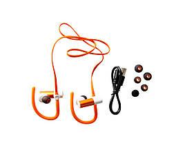 Бездротові навушники Moxom MOX 24 Orange (2269)