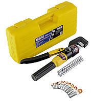 Пресс ручной гидравлический YQK-70==> для опрессовки кабельных наконечников от 4 до 70 мм²