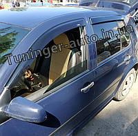 Ветровики, дефлекторы окон Volkswagen Golf 4 1997-2005 (Hic), фото 1