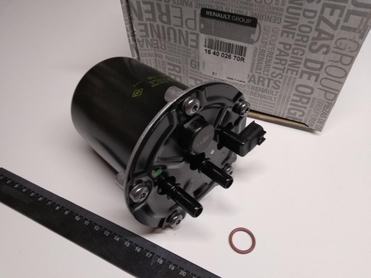 Фильтр топливный Kangoo II 1.5 dCi, RENAULT (164002670R)