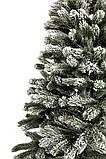 Искусственная ёлка Буковельская заснеженная 1.80 метра, фото 4