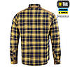 M-Tac сорочка Redneck Shirt Navy Blue/Yellow, фото 7