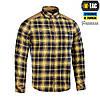 M-Tac сорочка Redneck Shirt Navy Blue/Yellow, фото 5