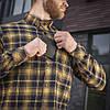 M-Tac сорочка Redneck Shirt Navy Blue/Yellow, фото 3