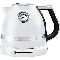 Электрочайник KitchenAid Artisan 5KEK1522EFP морозный жемчуг, фото 1