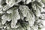 Искусственная ёлка Ковалевская заснеженная 2.50 метра, фото 3