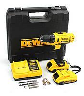 Шуруповерт DeWALT DCD791 (24V 4A/h Li-Ion).Акумуляторний шуруповерт 24 вольт Деволт DCD791