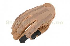 Тактичні рукавиці Ultimate Tactical Skeleton Tan Size L