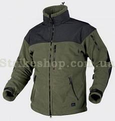 Куртка флісова Classic Army Helikon-Tex Olive/Black Size L