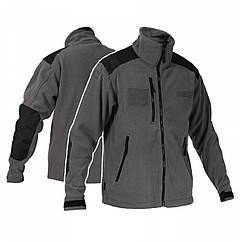 Куртка флісова тактична ECWCS ІІ Texar Grey Size XL