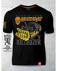 Футболка PekloToys KILLDOZER Black Size L