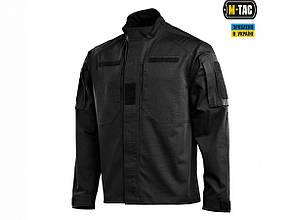 Кітель M-TAC Patrol Flex Black Size S/R