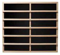 Инфракрасный излучатель Sentiotec (гибкий) 718x856 мм, 230 В/390 Вт (1-028-601)