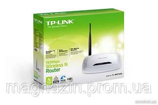 Купить Wi-Fi роутер TP-LINK TL-WR740N, фото 3
