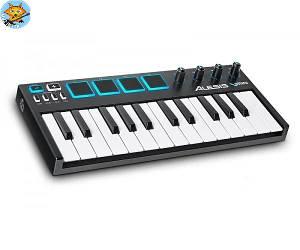 Midi-клавиатура мини Alesis VMini25 дин. клавиш