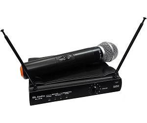 HL AUDIO HL7016 Радіосистема VHF 183,5 мГц, один ручний мікрофон