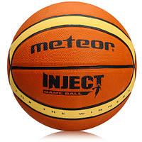Баскетбольный мяч Meteor Inject (original) размер 7 Польша