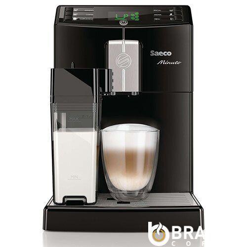 Кофемашина Saeco Minuto One Touch Cappuccino (HD 8763/01) БУ (с гарантией)