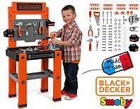 Оригинал. Мастерская инструментов игрушечная Black & Decker Smoby 360700