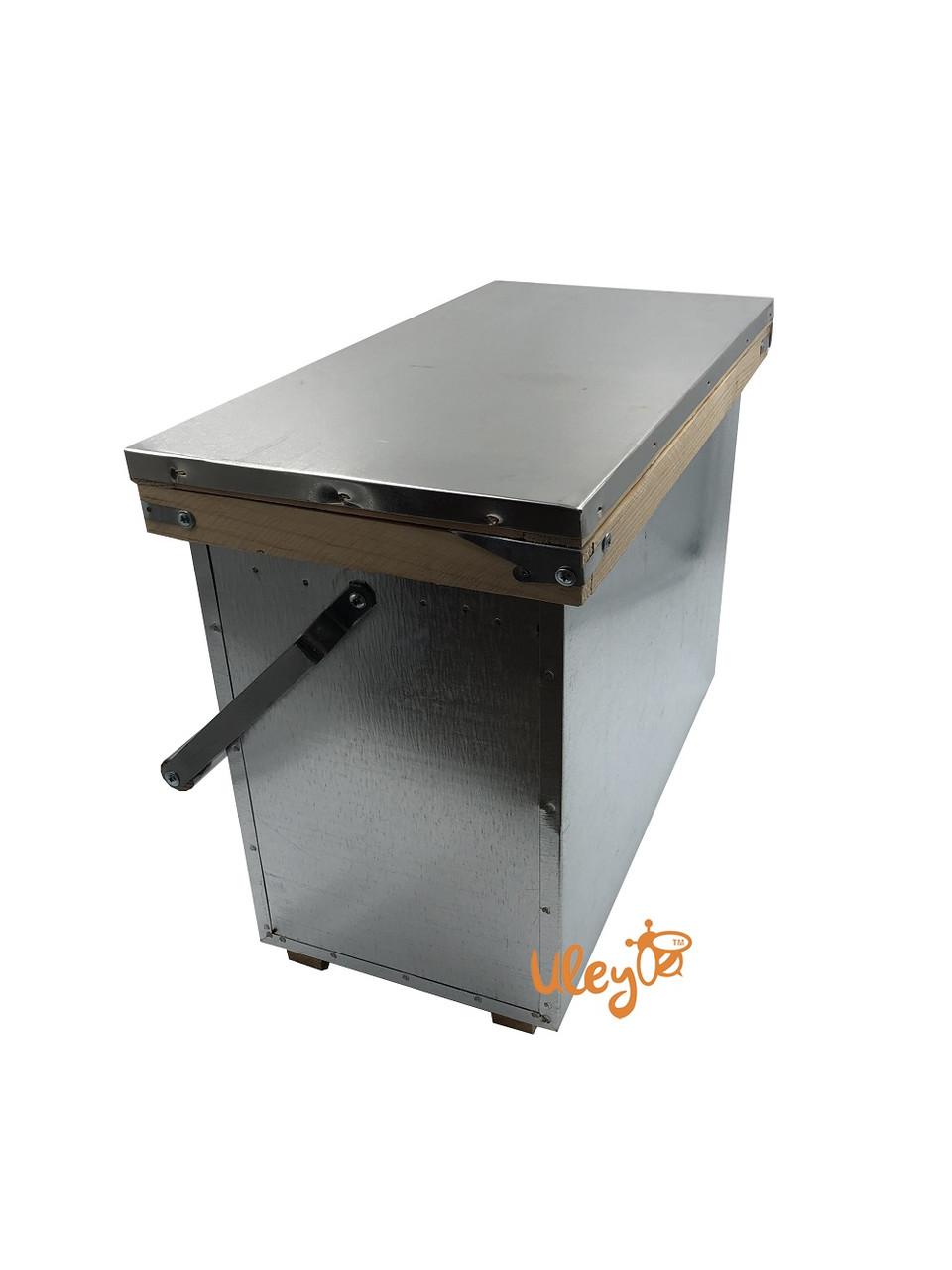 Ящик рамочный оцинкованный для 6-ти рамок Дадан (Рамконос)