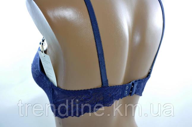 Бюстгальтер В Weiyesi  № 1435-1 Синий, фото 2