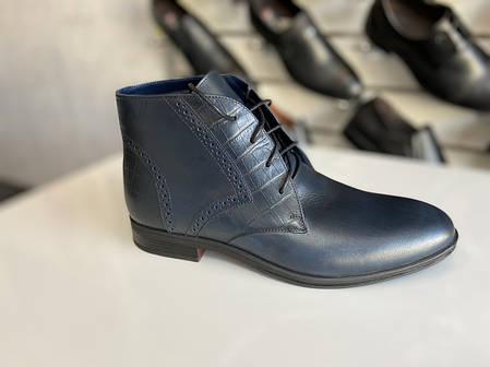 Мужские демисезонные ботинки Ikos размеры 38,39,40,41,42,43,44-45, фото 2
