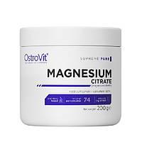 OstroVit, Magnesium Citrate, 200 грамм