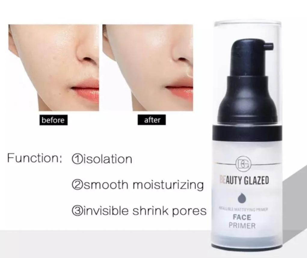 Beauty Glazed Primer Makeup Kosmetik Moisturizing Primer Make