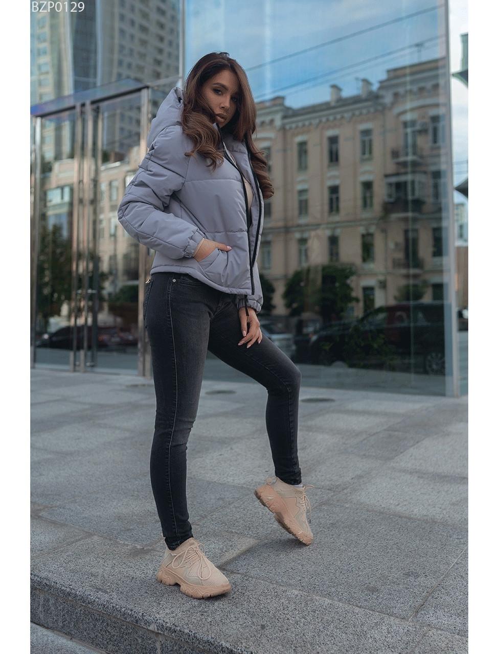 Женская куртка Staff V gray
