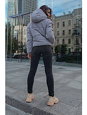 Женская куртка Staff V gray, фото 2