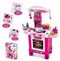 Кухня для детей с посудой от торговой марки A-Toys