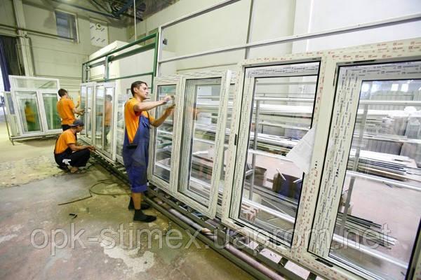 """Компания""""СТИМЕКС """" - производитель металлопластиковых и алюминиевых конструкций, поставщик профильных систем и фурнитуры."""
