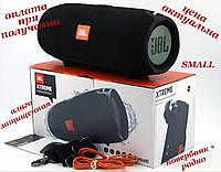 Беспроводная мобильная портативная влагозащищенная Bluetooth колонка с Power Bank радио JBL XTREME SMALL, фото 1