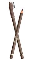 Карандаш для бровей Malva M-400 тон №09