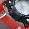 Часы, смарт-браслет Skmei 1188, черный-красный, в металлическом боксе, фото 4