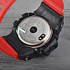 Часы, смарт-браслет Skmei 1188, черный-красный, в металлическом боксе, фото 6
