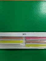 ШТРИПСИ полірувальні №2070 75 ШТ  ЛАТУС РІЗНОЇ ЗЕРНИСТОСТІ,Штрипсы пластиковые полировочные,Latus strips