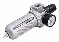 """Фільтр-редуктор з манометром 1/2"""" / 15bar SATRA S-FR817, фото 1"""