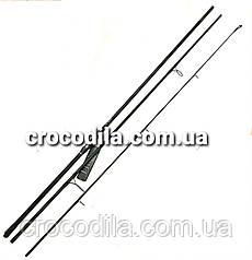 Удилище карповое Feima FOS 3.5 lb 3.6 м с 50 мм кольцом с титановыми кольцами  трехсоставное