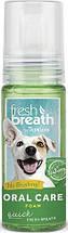 TropiClean Fresh Breath мятная пенка для чистки зубов собак 133 мл