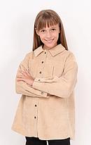 Школьная мода: кофты и блузы для девочек
