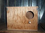 Гніздові ящики для середнього папугу., фото 2