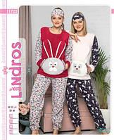 Женская пижама Турецкий трикотаж 11722